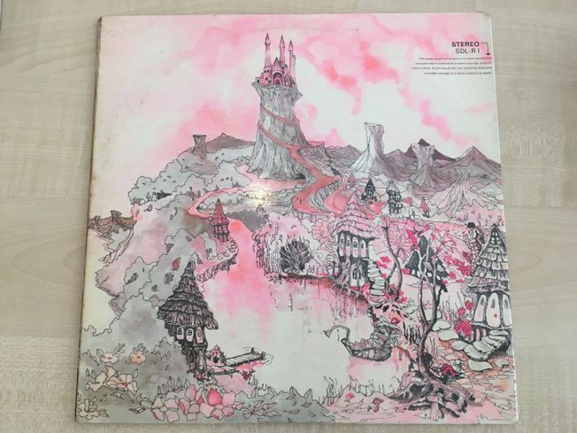 Caravan ‎– In The Land Of Grey And Pink - SDL-R1 Vinyl, LP, Album