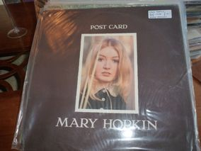 Mary Hopkin ‎– Post Card Apple Records ‎– SAPCOR 5