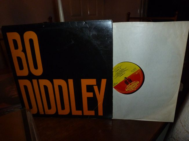Bo Diddley ‎– Bo Diddley  Label: Pye International  ‎– NPL 28026