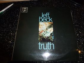 Jeff  Beck ‎– Truth  Label: Columbia ‎– SCX 6293 Reissue