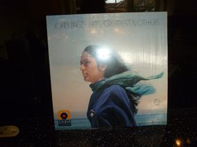 Joan Baez ‎– Hits/Greatest & Others HÖR ZU ‎– SHZE 384