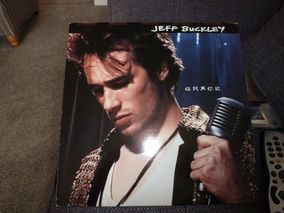 Jeff  Buckley ‎– Grace  Label: Columbia ‎– COL 475928 1, Rare 1994 pressing