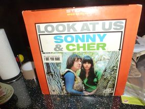 Sonny  & Chér ‎– Look At Us  Label: ATCO Records ‎– SD 33-177