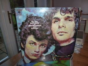 Mike Bloomfield And Al Kooper ‎– Live Adventures,Label: CBS ‎– S 66216