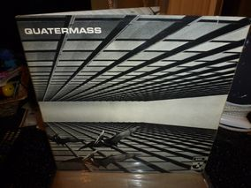 Quatermass- Quatermass  Label: Harvest ‎– SHVL 775