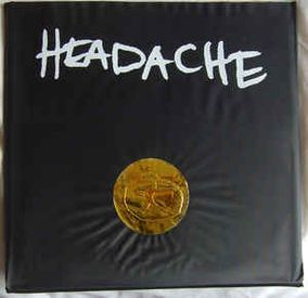 "Big Black ‎– Headache / Heartbeat Label: Blast First ‎– T&G#20 / T&G#21 Format: Vinyl, 12"", Blood Red Vinyl, 7"", Blood Red Country: UK Released: 1987 Genre:"