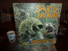 Savoy Brown ‎– Looking In  Label: Decca ‎– SKL 5066