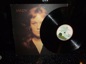 Sandy Denny ‎– The North Star Grassman And The Ravens ‎– ILPS 9165