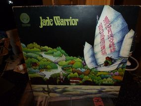 Jade Warrior ‎– Jade  Warrior  Label: Vertigo ‎– 6360 033