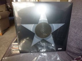 David  Bowie ‎– ★ (Blackstar)  Label: ISO Records ‎– 88875173871, Columbia ‎–  88875173871 Format: Vinyl, LP, Album, Limited Edition, Clear,  180 gram