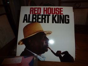 Albert King ‎– Red  House  Label: Essential ‎– ESSLP  147