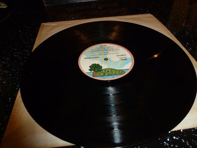Amazing Blondel ‎– England Island Records ‎– ILPS 9205