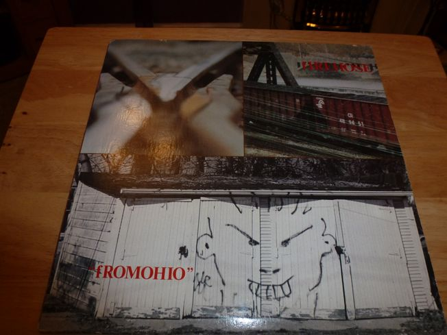 fIREHOSE ‎– fROMOHIO  Label: SST Records ‎– SST 235