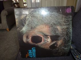 Uriah  Heep ‎– ...Very 'Eavy Very 'Umble...  Label: Vertigo ‎– 6360 006