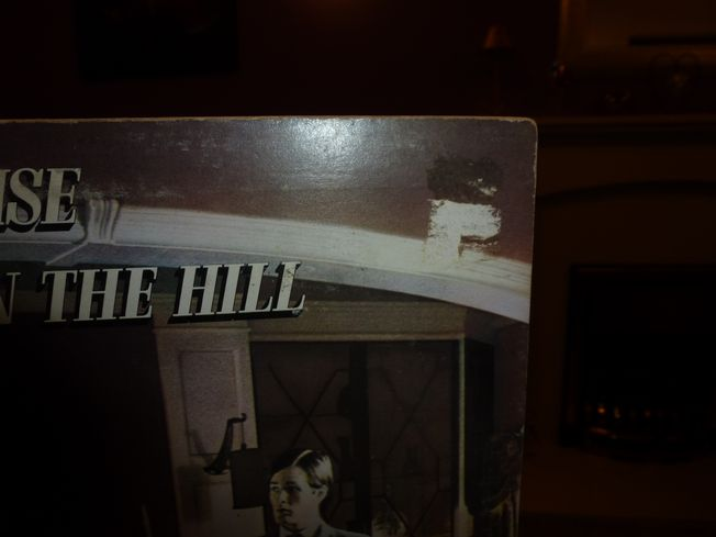 Audience ‎– The House On The  Hill  Label: Charisma ‎– CAS 1032