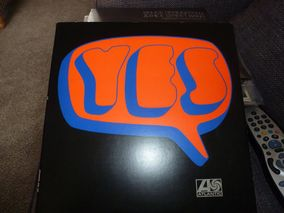 Yes ‎– Yes Label: Atlantic ‎– 588 190, Vinyl, LP, Album,