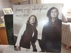 Jimmy  Page & Robert Plant ‎– No Quarter: Jimmy Page & Robert Plant Unledded  Label: Fontana ‎– 526 362-1